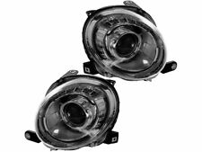 For 2012-2017 Fiat 500 Headlight Assembly Set 62257VH 2013 2014 2015 2016