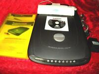 MICROTEK SCANMAKER 6000 USB COLOR FLATBED SCANNER W/ 35 MM LIGHT LID