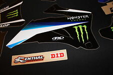 YAMAHA YZF 250-450 2006-2007 FACTORY EFFEX MX GRAPHICS DECALS KIT STICKERS KIT