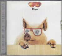 CD Audio IVAN GRAZIANI - PIGRO nuovo