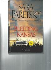 SARA PARETSKY - BLEEDING KANSAS - LARGE PRINT - LP119