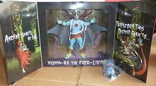 SDCC 2011 THUNDERCATS EXCLUSIVE MUMM-RA DISPLAY STATUE WITH FREE MA-MUTT FIGURE