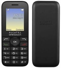 Sim Free Alcatel One Touch 10.16 1.8 Inch TFT 2G Mobile Phone - UK SELLER
