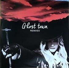 MADONNA Ghosttown Remixes Limited Edition CLEAR VINYL 2 LP ALBUM NEW
