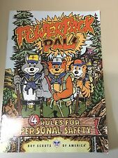 Power Pack Pals Comic book Cub Boy Scout Webelos