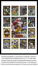 Pittsburgh Steelers Sports Illustrated Cover Collection Poster