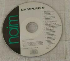 CD Sampler No 6 from Naim Audio (2007) naimcd106