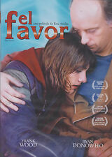 DVD - El Favor NEW Pelicula De Eva Aridjis The Favor FAST SHIPPING !