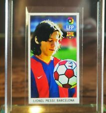 2004 LIONEL MESSI Rookie RC Barcelona Tobacco card SEALED custom