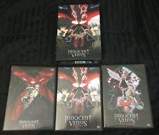 Anime Innocent Venus Complete Series (DVD, 2007, Collectors Edition, 3 Disc Set)