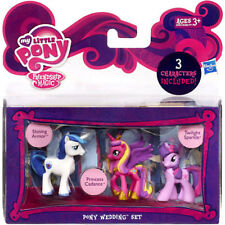 My Little Pony Mini Collection - Pony Wedding Set