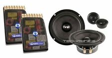 """CDT AUDIO ES-52I +2YR WRNTY 5.25"""" COMPONENT CAR AUDIOPHILE STEREO SPEAKER SYSTEM"""