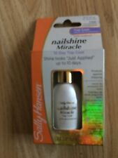 Saly Hansen - NAIL SHINE MIRACLE - Top Coat  -  13.3  ml