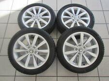 "Alu Winterräder original VW Golf VII 5G ""DIJON"" 17 Zoll 5G0601025K (KD04112012)"