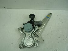 2007 LEXUS IS220 REAR PASSENGER SIDE WINDOW MOTOR REGULATOR 85710-58010