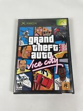 Grand Theft Auto: Vice City (Xbox) Gta Blockbuster Original Box Art Variant