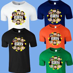 Fgteev Kids T shirt Funnel Vision Mens Crazy Gaming Youtuber Boy Present Tee Top