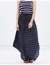 Paisley Long Maxi Skirts for Women