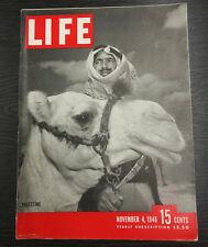 LIFE Magazine, November 4th 1946