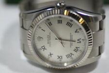 Armbanduhren mit COSC-zertifiziertem Chronometer und Weißgold