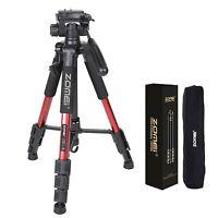 ZOMEI Q111 Aluminium Portable Travel Tripod for Canon Nikon Sony DSLR SLR Camera