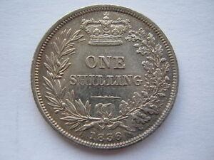 1836 Shilling, NEF.