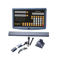 New 2 Axis Digital Readout  DRO Display  CNC Milling Lathe Encoder