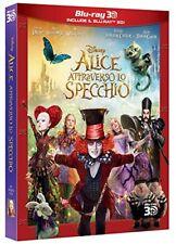 Walt Disney Company Alice attraverso lo Specchio(2d 3.d) 0595591