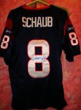 df0e0d365 Matt Schaub signed Houston Texans jersey - TriStar Authentic - Pro Bowl QB