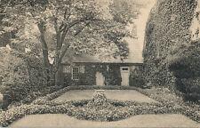 Richmond VA * Edgar Allen Poe Stone House Garden Front  ca 1940