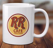 RR CAFE TWIN PEAKS Tazza Caffè Tè - 330 ML in ceramica-Regalo da Collezione 11 OZ (ca. 311.84 g)
