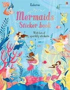 Usborne Mermaids Sticker Book