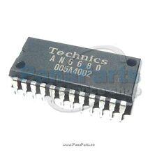 TECHNICS INTEGRATED CIRCUIT SL1200 SL1210 SL1600 SL1700 SL-M SL-Q202 SL-Q303