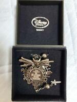 h.NAOTO × Disney Nightmare Before Christmas Pocket Pendant watch Gothic Lolita