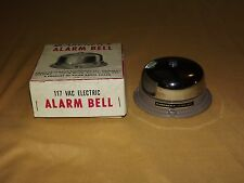 VINTAGE DOOR SIGNALING 117 VAC ARCHER ELECTRIC ALARM BELL NOS NEW OLD STOCK