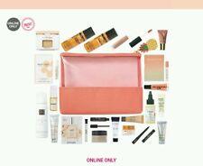 Ulta 21 Piece Pineapple Beauty Bag Makeup Hair Sample Lot $145 Value Sealed