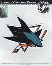 San Jose Sharks Primary Team Logo Patch Emblem Jersey Official NHL Hockey