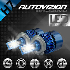 AUTOVIZION LED HID Headlight kit H7 White for Mercedes-Benz C350 2006-2016