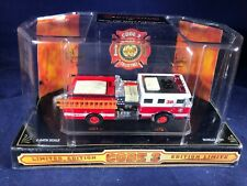 N-31 CODE 3 1:64 SCALE DIE CAST FIRE ENGINE - ENGINE 38 CITY OF HOUSTON FIRE