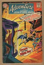 Adventure Comics #365 - Shadow Lass Intro - 1968 (Grade 3.5) Wh