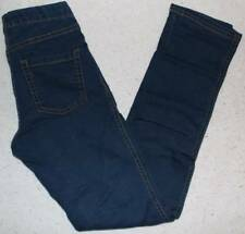 NEW Mini Boden Girl's Blue Denim Jeans Leggings Jeggings 12 Yrs