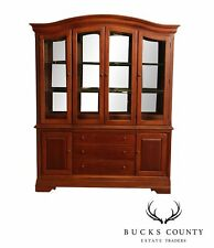 Thomasville Impressions Cherry Dining Room China Cabinet