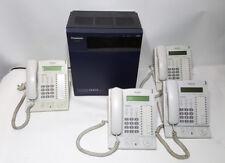Panasonic KX-TDA100 AL Hybrid IP-PBX Phone System
