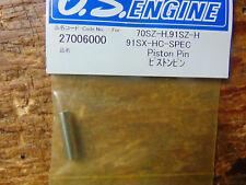 OS MAX 70 SZ-H/91 SZ-H/91SX-HC PISTON PIN 27006000 Entièrement neuf dans sa boîte
