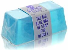The Bluebeards Revenge Big Blue Bar Soap 175g Sealed - UK Stockist