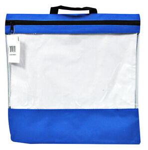 Craft Caddy Bag 18 Inch By 16 Inch Royal Blue