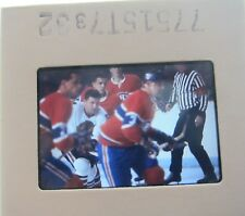 J C TREMBLAY Montreal Canadiens Quebec Nordiques 1958–1979 ORIGINAL SLIDE 9