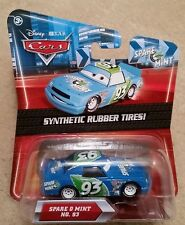 Disney Pixar Cars • Sparemint No. 93 • Kmart Spare O Mint Synthetic Rubber Tires