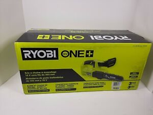 RYOBI ONE+ 18V 8 in. Cordless Battery Pruning Chainsaw (Tool Only)