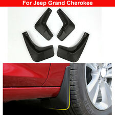 New 4pcs Plastic Tire Splash Guards Mud Flaps For Jeep Grand Cherokee 2013-2020
